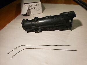 Lionel Pre War 0 Gauge # 225E Diecast Steamer Shell Nice Shape For Parts/Rest