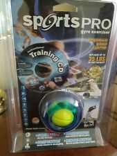 Sports Pro Gyro Exerciser Ball- Target small forearm muscles