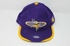 Vintage Minnesota Vikings Strapback Hat Cap Pro Line Sports Specialties