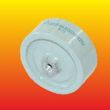 1000 pF 16 kV LOT=1 DOORKNOB HIGH VOLTAGE CERAMIC CAPACITORS KVI-3