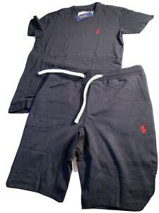 Polo short set men