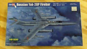 KHS- HobbyBoss Russian Yak-28P Firebar 1:48 Scale  - 3333