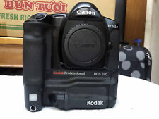 KODAK DCS520 PROFESSIONAL DIGITAL SLR CAMERA BODY S/N 06547 ACTUATIONS: 24904