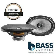 "Focal 690AC ACCESS 6x9"" 150 Watts 2 Way Coaxial Car Stereo Rear Shelf Speakers"