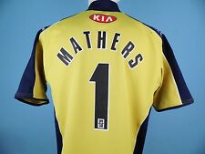 Authentic Leeds Rhinos 2005 Rugby Away / Alternative Shirt Size Medium 1 Mathers