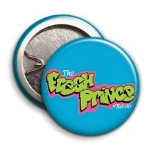 Fresh Prince of Bel-Air - Button Badge - 25mm 1 inch - 1990s 90s Retro