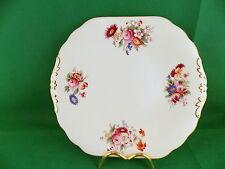 Coalport Floral Cake Plate