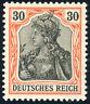 DR 1905, MiNr. 89 I x, tadellos postfrisch, gepr. Jäschke-L., Mi. 180,-