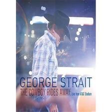 Cowboy Rides Away - Ge The 2015 George Strait DVD