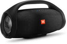 JBL Boombox schwarz Bluetooth Lautsprecher mobil wasserfest Stereo 24h Laufzeit