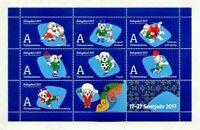 Francobolli da Collezione del Turkmenistan - 5 Giochi Asiatici