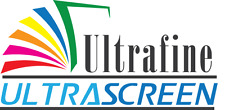 "Ultrafine UltraSCREEN Inkjet Waterproof Film 17"" x 22"" 100 Sheets Silk Screen"
