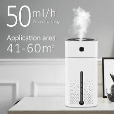 LED Humidificador de aire ultrasónico fresco Aroma Difusor Purificador De Vapor Nebulizador niebla