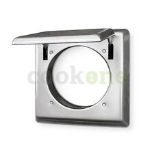 WEIBEL Mauerkasten WMK-A-K001 | Edelstahl Aufputz Blower-Door Test geeignet