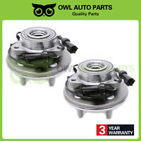 2 Front Wheel Bearing Hub For Ford Explorer Mercury Mountaineer 4.0L 4.6L 515078
