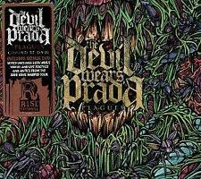 The Devil Wears Prada - Plagues (Deluxe Edition) (NEW CD+DVD)