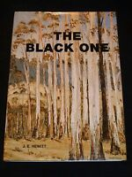 The Black One - J E Hewitt, 1984, RAN, WWI & WWII, autobiography, SIGNED, No 180