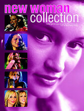 New Woman Collection 2 Learn Female Vocals Pop PIANO Guitar PVG Music Book
