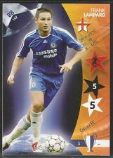Panini 2007 Champions League card #088 - CHELSEA - FRANK LAMPARD