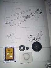 MORGAN 4/4 Plus 8 Marcos CLUTCH SLAVE CYLINDER REPAIR SEALS KIT