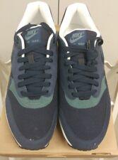 Nike Air Max 1 AM1 OG Suede Dark Obsidian Slate Blue  SZ 8.5 308866-404 2011