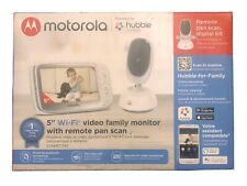 Motorola Connect40 Wireless Security Camera - Family Video Intercom Communica...