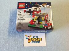 Lego Bricktober 40182 Fire Station New/Sealed/Retired/Hard to Find