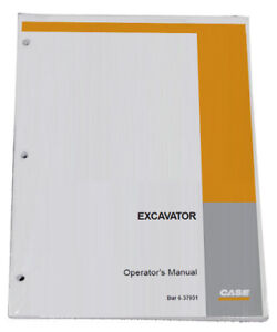 CASE 32S Backhoe for 530 Construction King Owners Operators Maintenance Manual
