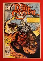 The Dark Crystal Vol 1 Issue #1 1983 Marvel Comics Jim Henson Epic Fantasy Film