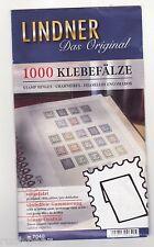 Klebefalze von Lindner vorgefalzt   1000 Stück  preisgünstig          -7040-