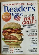 July August 2020 Readers Digest Fire up Your Grill Funniest Jokes Ever Love