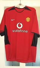 Manchester United Vodafone Camisa
