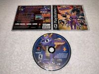 Spyro: Year of the Dragon (Sony PlayStation 1, 2000) PS1 Black Label Complete Ex