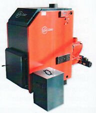 Biomasseheizung-Komplett-Anlage KSM 375-35K 38 kW Kessel Pufferspeicher Laddomat