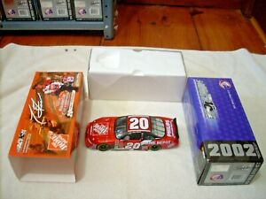 #20 Tony Stewart Home Depot 2002 Winston Cup Championship NASCAR 1:24 scale