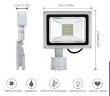 londe LED flood light with sensor 30W