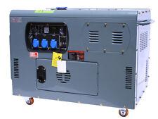 GROUPE ELECTROGENE DIESEL 12 KW BI-CYLINDRE EN V 836CC 230V + 12V VARAN MOTORS