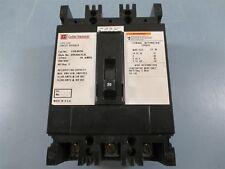 Cutler-Hammer EHB3020L 20AMP 3 Pole 480 VAC Circuit Breaker - Used