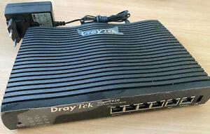 DRAYTEK Vigor 2920 Gigabit-Router (ohne DSL-Modem, ohne WLAN)