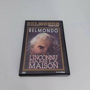 DVD L'INCONNU DANS LA MAISON Collection BELMONDO n°26 comme NEUF !