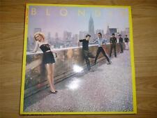 BLONDIE Autoamerican Chrysalis CDL 1290 Classic new wave  LP from 1980 + merchan