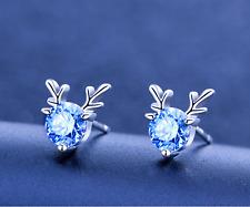 LKNSPCE004 Silver Plated Teardrop Hook Earrings