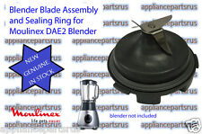 Moulinex Blade Assembly & Seal for Model DAE1 DAE2 Part SS989985 - NEW GENUINE