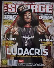 The Source Magazine - Ludacris 2pac Chingy November 2003