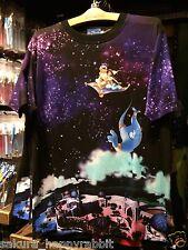 Tokyo DisneySEA New T-shirts Unisex Size L Aladdin Genie Princess Jasmine Japan