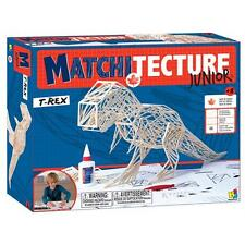 Matchitecture T-Rex Junior Matchstick Model Kit 6801