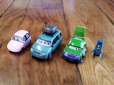 Disney Pixar Car's 2 Diecast Look at my Eyes Lot Chuki Wingo Van Guido