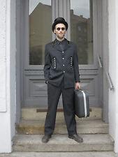 Jacket Sakko Uniform Jacke schwarz 60er True VINTAGE 60s mens jacket blazer