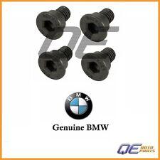 Set of 4 Disc Brake Rotor Set Screw Genuine 40706012001 BMW E36 E46 E82 E88