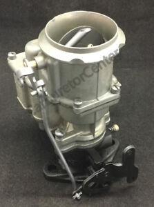 stromberg carburetor single barrel